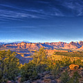View Zion From Afar by Ches Black