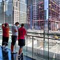 Viewing Ground Zero 2 by Robert Ullmann