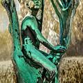 Vigeland Boy In Tree Fountain by KG Thienemann