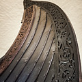 Viking Ship Museum Bow Detail by Adam Rainoff