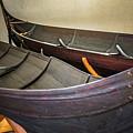 Viking Ship Museum Small Boats by Adam Rainoff