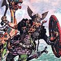 Vikings by Peter Jackson