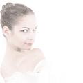 Viktory In White by Rikk Flohr