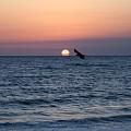 Vilano Beach At Sunrise by Kenneth Albin