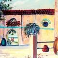 Villa De Azul by Joan Gossett
