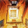 Villa Giallo Atmosfera Escher II - Escher Atmosphere II by Enrico Pelos