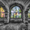 Villa Of Windows On The Sea - Villa Delle Finestre Sul Mare I by Enrico Pelos