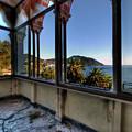 Villa Of Windows On The Sea - Villa Delle Finestre Sul Mare II by Enrico Pelos