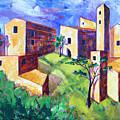 Villa by Rollin Kocsis