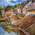 Village At The River by Debra and Dave Vanderlaan