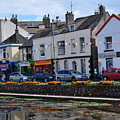 Village Of Dawlish by Andrea Everhard