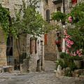 Village Walk by Joe Bonita
