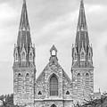 Villanova University St. Thomas Of Villanova Church by University Icons
