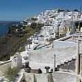 Villas Of Santorini by S Paul Sahm