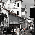 Vilnius People by Christian Hallweger