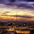 Vilnius Tv Tower by Tomas Donauskas