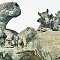 Vilsec Fountain by Alicia Ingram