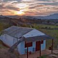 Vinales Sunset by Claude LeTien