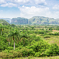 Vinales Valley by Delphimages Photo Creations