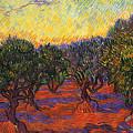 Vincent Van Gogh by Bert Mailer