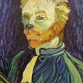 Vincent Van Gogh Cat    by Gail Eisenfeld