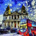 Vincent Van Gogh London by David Pyatt