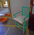 Vincent's Chair by Charles Stuart