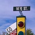 Vine St by Pat Turner
