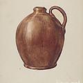 Vinegar Jug by Francis Law Durand