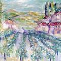 Vineyard by Jeanie Watson
