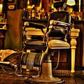 Vintage Barber Chair by Pixabay