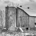 Vintage Barn by Rod Best