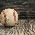 Vintage Baseball by Terry DeLuco