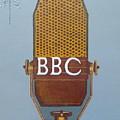 Vintage Bbc Mic by Ken Pursley
