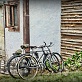 Vintage Bicycles The Journey by Paul Ward