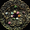 Vintage Brooch by Amy Craft