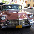 Vintage Cadillac. Luxury From The Past by Sofia Metal Queen