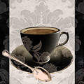 Vintage Cafe IIi by Mindy Sommers