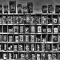 Vintage Camera Matrix by J Laughlin