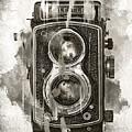 Vintage Camera by Melissa Smith