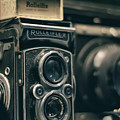 Vintage Medium Format by Georgia Fowler
