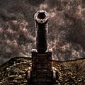 Vintage Cannon by Milan Karadzic
