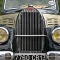 Vintage Car by Massimo Battaglia
