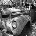 Vintage Car by Matthew Mezo