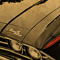 Vintage Chevrolet Chevelle Hood by Design Turnpike
