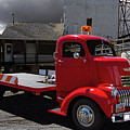 Vintage Chevrolet Truck by Nick Gray