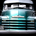 Vintage Chevy 3100 Pickup Truck by Steven  Digman