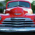Vintage Chevy Pickup Truck by Edward Moorhead