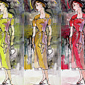 Vintage Chic Feminine Fashions by Ginette Callaway