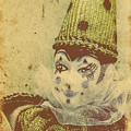 Vintage Circus Postcard by Jorgo Photography - Wall Art Gallery